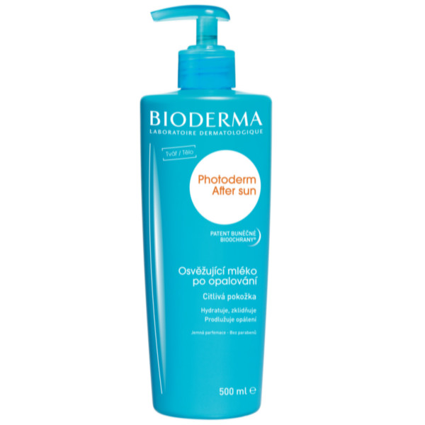 BIODERMA Photoderm After sun - mléko po opalování 500 ml