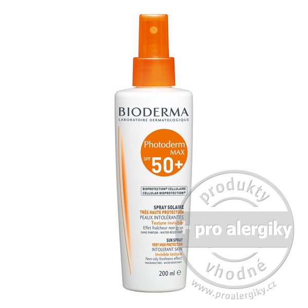 Bioderma Photoderm Max Bio spray SPF50+ 200 ml
