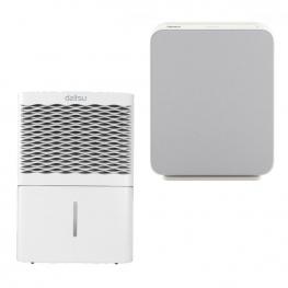 Zvýhodněná sada odvlhčovače Daitsu ADD 20 XA a čističky vzduchu
