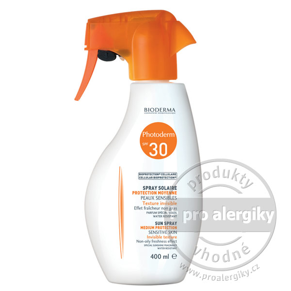 BIODERMA Photoderm Family – Sprej SPF 30 30 - 400 ml