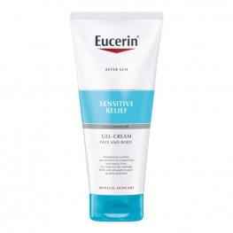 Eucerin Regenerační gelový krém po opalování Sensitive Relief 200 ml
