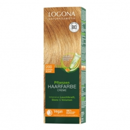 LOGONA Color Creme MĚDĚNÁ BLOND