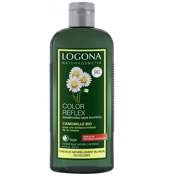 Logona heřmánek šampon pro světlé vlasy 250 ml