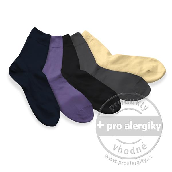Ponožky 100% bavlna, chlapecké 5 ks (mix) - vel. 13 Tatrasvit