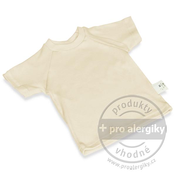 Trička s krátkým rukávem Tričko - vel.140 DermaProtec
