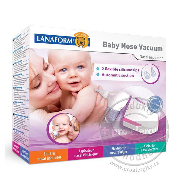 Baby Nose Vacuum Dětská odsávačka nosních hlenů