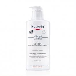 Eucerin AtopiControl - zklidňující tělové mléko s 12% Omega