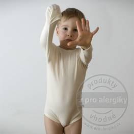 Body s přetahovacím rukávem