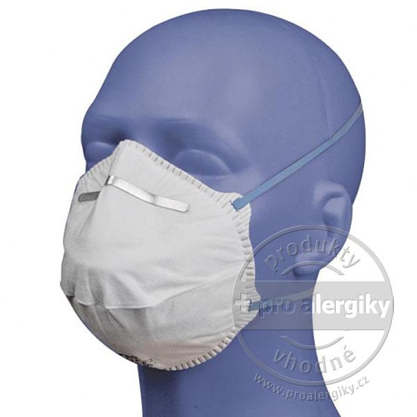 Filtrační obličejové masky Spiro, 20 ks