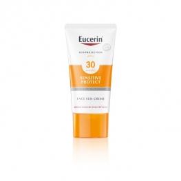 Eucerin - Vysoce ochranný krém na opalování na obličej SPF 30