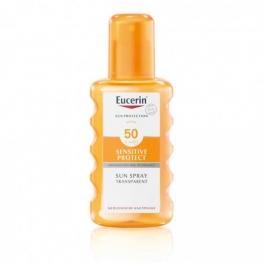 Eucerin - Transparentní sprej SPF 50