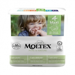 Plenky Moltex Pure & Nature – Maxi 7–18 kg (29 ks)