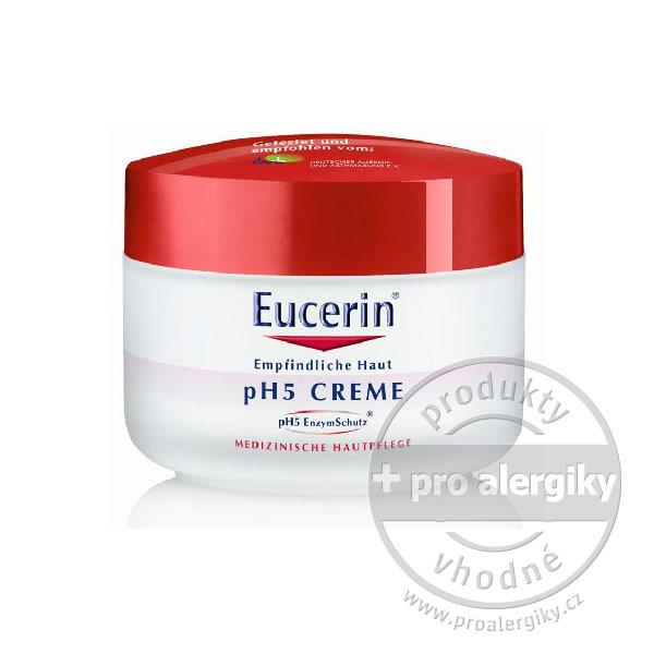 EUCERIN ph5 Hydratační krém na obličej a tělo 75 ml