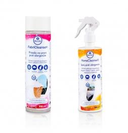 Balíček přípravků na roztočovou alergii
