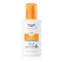 Eucerin - Dětský sprej na opalování s velmi vysokou ochranou SPF 50+ 200 ml