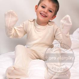 Pyžamová sada pro ekzematiky