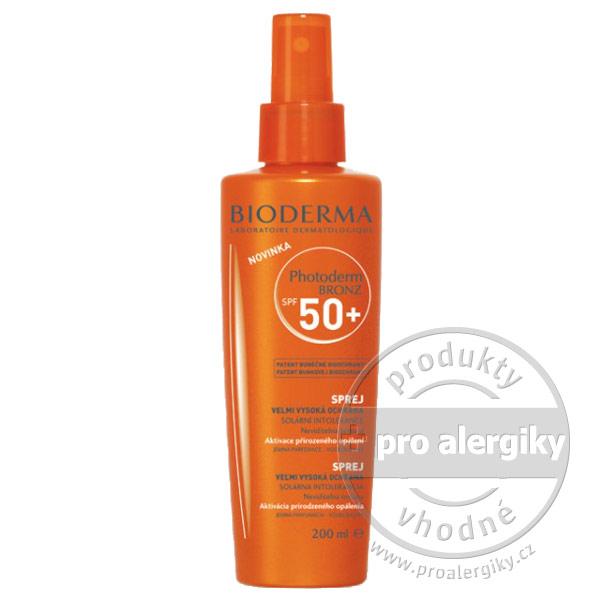 Bioderma Photoderm Bronz spray SPF50+ 200 ml