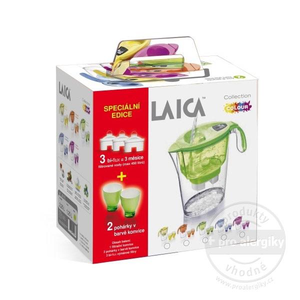 Filtrační konvice Laica Stream Green