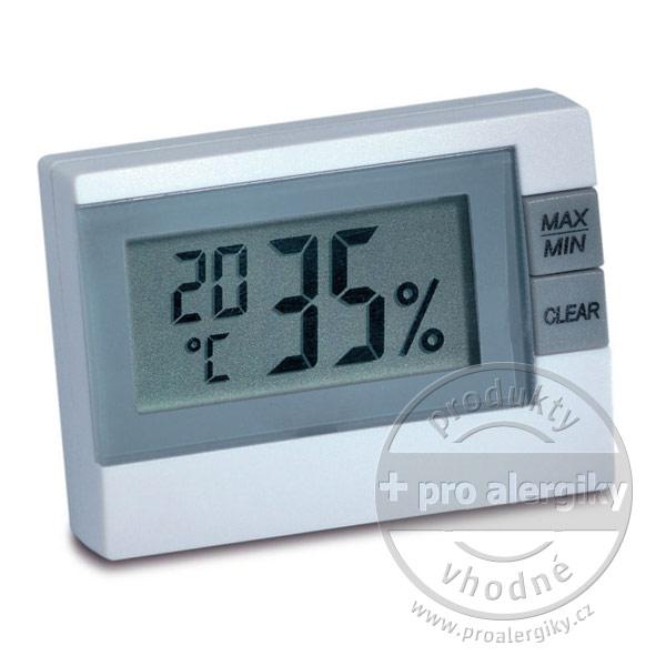 TFA 30.5005, -10 - 60 °C, bílá