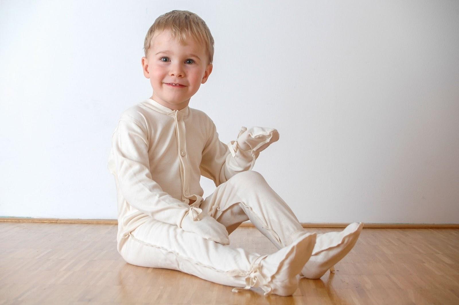 Dětské atopické oblečení značky DermaProtec