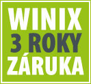 Prodloužená záruka Winix