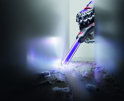 Svítí LED štěrbinová hubice