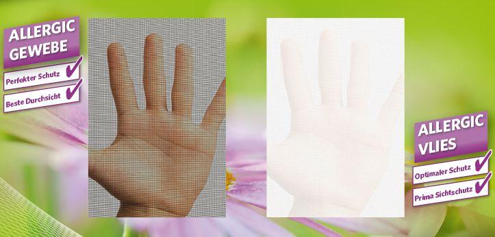 Rozdíl mezi protipylovou sítí z tkané a netkané textilie