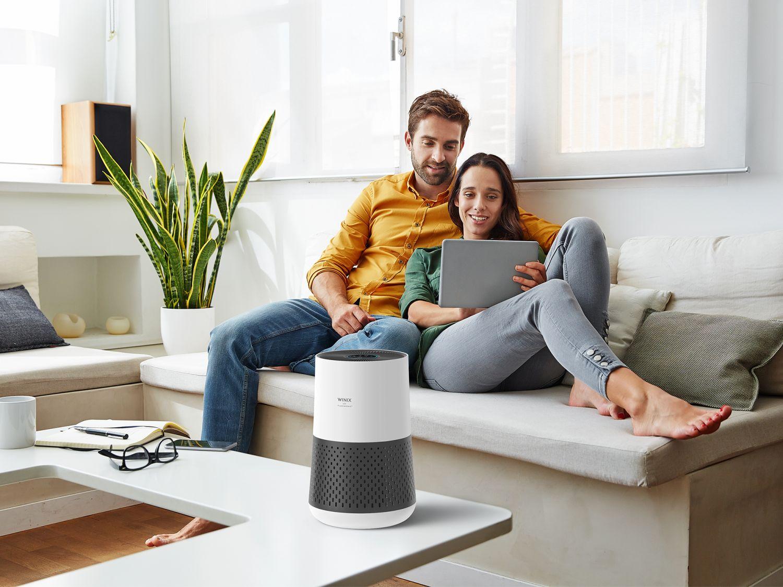 Čistička Winix Zero Compact v domácnosti