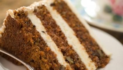 Best Carot Cake London
