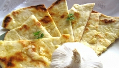 Indický chléb (foto: ProAlergiky.cz)