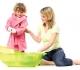 Sprchová emulze Linola Dusch & Wasch – nový prostředek pro děti i dospělé s atopickým ekzémem