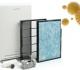 Nový koncept čištění vzduchu založený na elektrolýze vody
