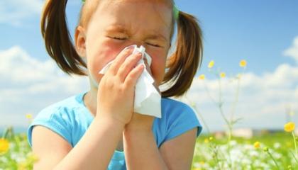 Rýma je nejčastějším projevem alergie na pyly (foto: Thinkstock)