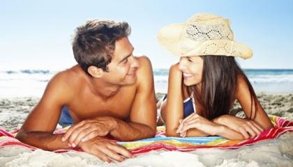 Lidé se sklony ke sluneční alergii se nesmějí slunit bez ochranného prostředku (foto: iStock)