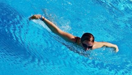 Plavání je pro astmatiky velmi vhodný sport (foto: SXC)