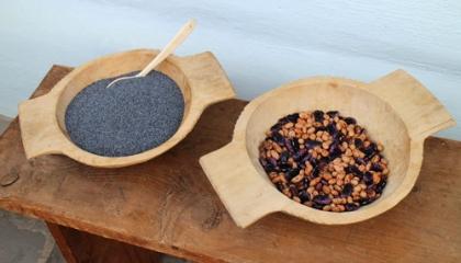 Mák i fazole jsou skvělými zdroji vápníku (foto: SXC)
