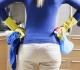 Úklid v domácnosti alergiků: Zaměřte se na alergeny, ne na bakterie