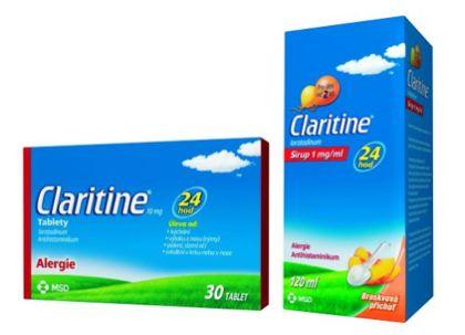 Antihistaminika se vyrábí v různých formách, časté jsou tablety, kapky či sirup.