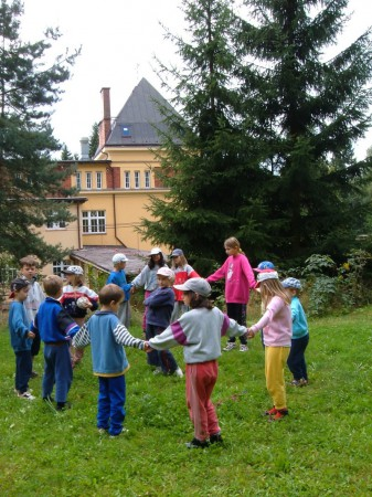 Klimatoterapie (foto: Dětská ozdravovna Království)