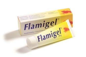 Hydroaktivní gel vhodný nejen na spáleniny od slunce (zdroj: Flamigel)