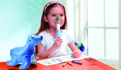 Pravidelné inhalace prospějí malým i velkým astmatikům (foto:LIFTEC CZ)