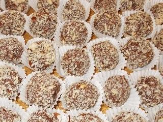 Kuličky à la Ferrero