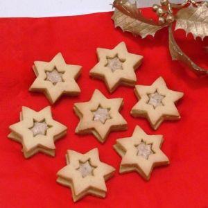 Mocca hvězdičky