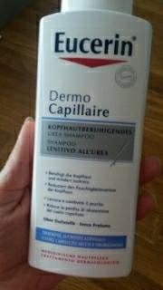 Šampon Eucerin DermoCapillaire 5% UREA