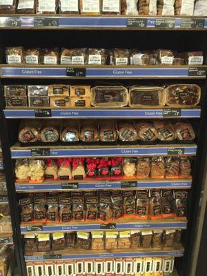 Sladké bezlepkové dobroty ve Whole Food Marketu