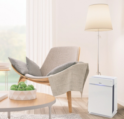 S čističkou vzduchu zajistíte v domácnosti čistý vzduch