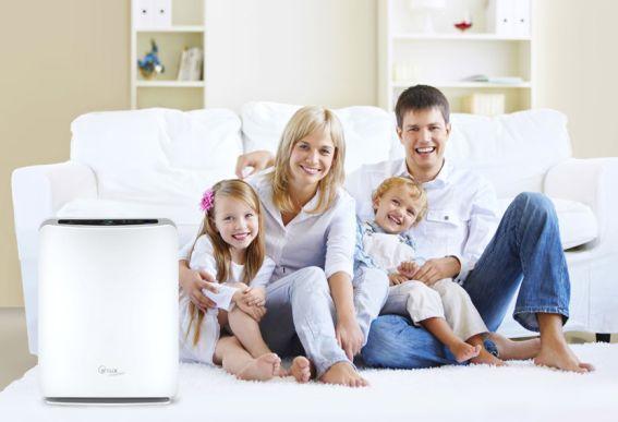 Čistička vzduchu je účinný pomocník při boji s alergeny, prachem a dalšími nežádoucími látkami v domácnosti