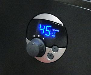 Po třech hodinách v místnosti 16 metrů čtverečních stoupla vlhkost o 8 %