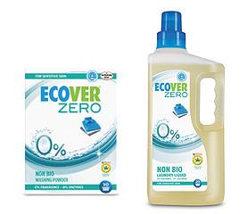 Belgická značka Ecover se nedávno rozšířila o přípravky zcela bez parfemace