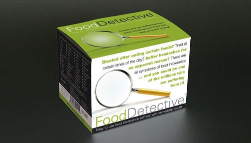 Nejznámějším domácím testem na IgG potravinové intolerance je Food Detective